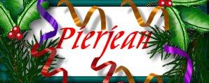 Bannière Pierjean pour les Fêtes